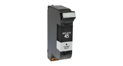 HP45 51645A ---BLACK (Item#620)... (INK REFILL)